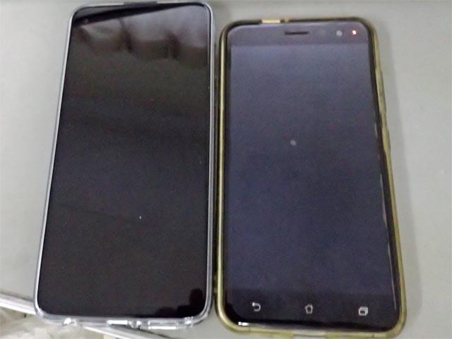 新スマートフォン